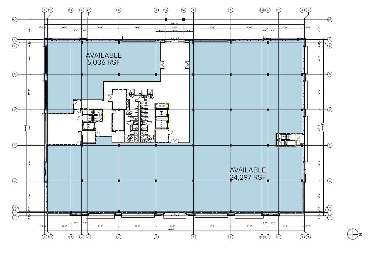 Medsquare Health 1st floor plan