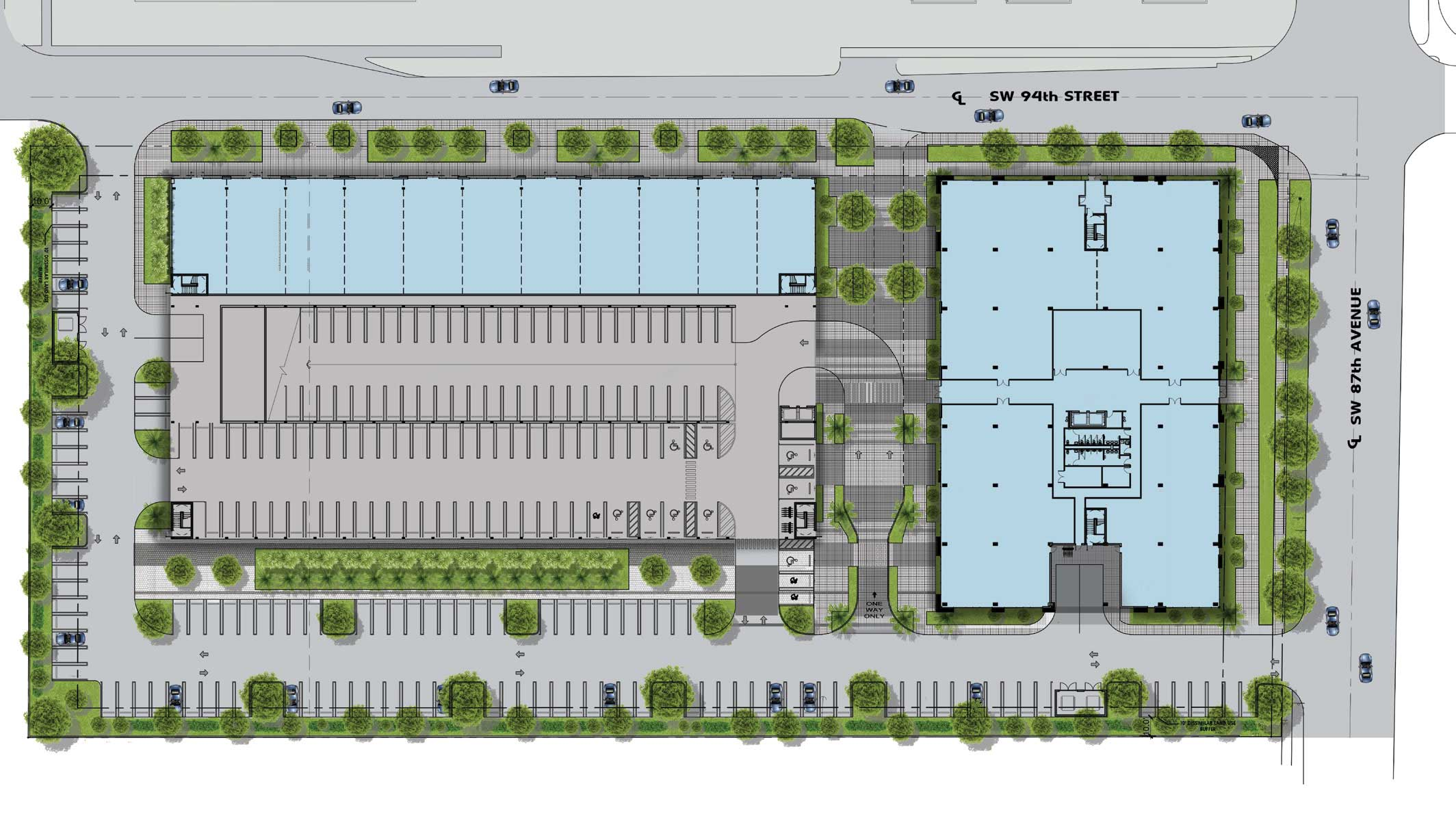 Medsquare Health - Master Site Plan